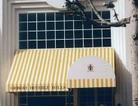 Giorgio Storefront Awning