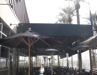 BJ's in Chandler Awning