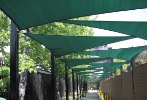 Long Walkway Canopy